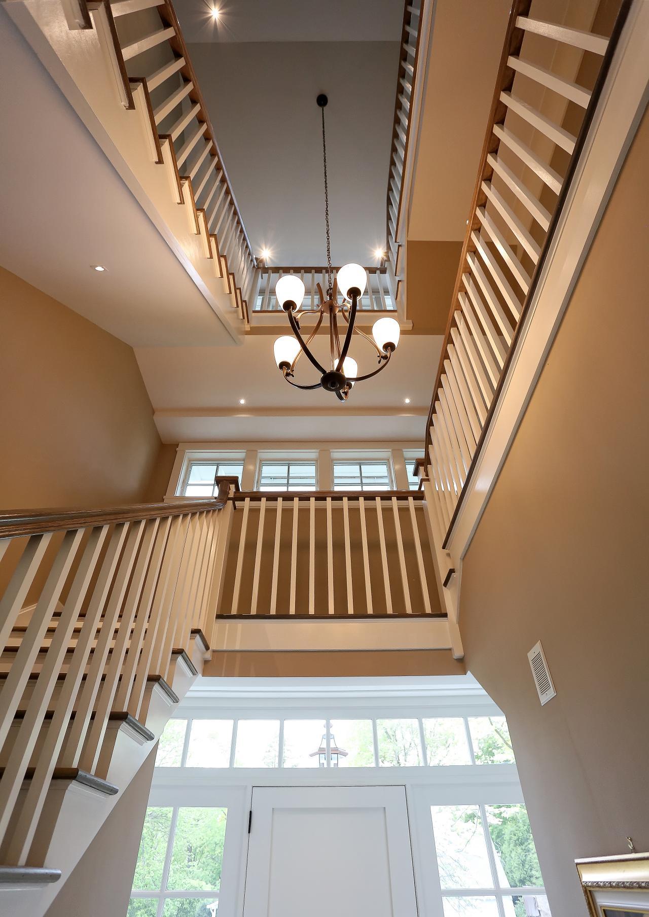2 DeRosa Builders Staircase