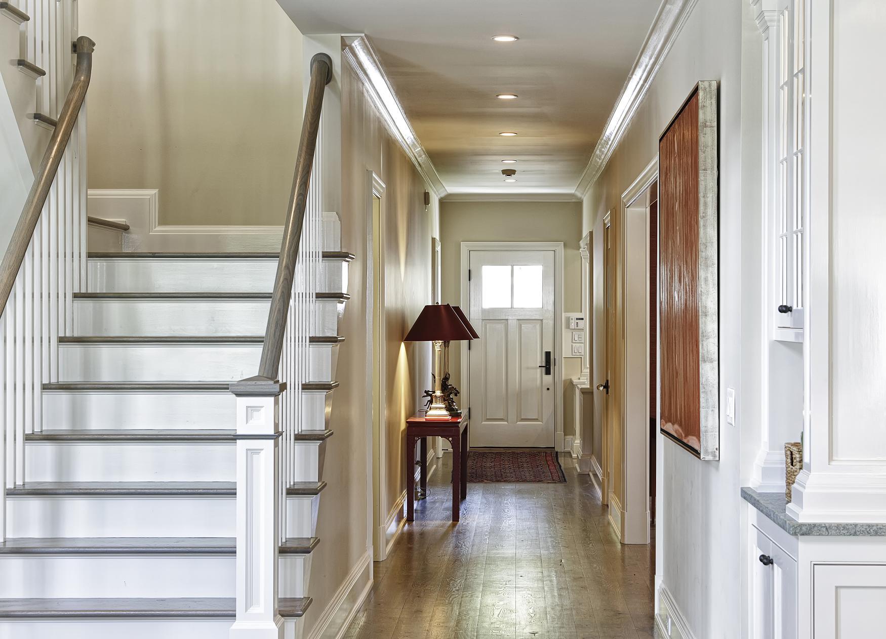 75 DeRosa Builders Hallway Stairs